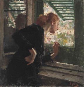 vincenzo-irolli-donna-alla-finestra