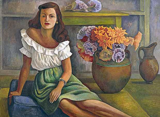 rivera-retrato-de-mujer-pintores-y-pinturas-juan-carlos-boveri
